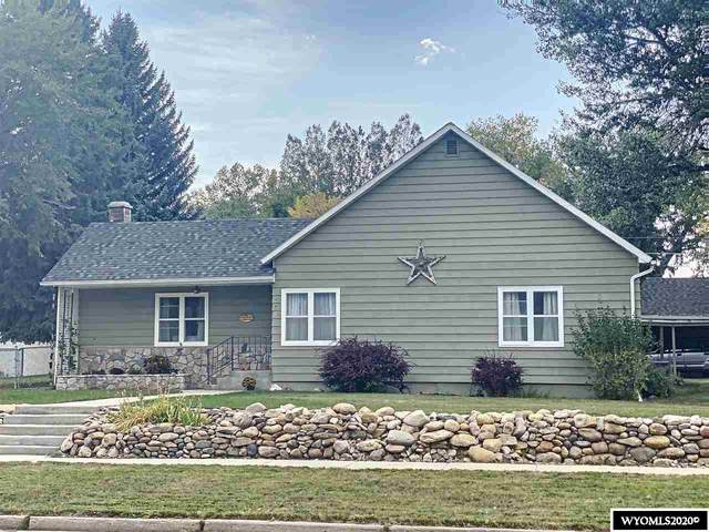 492 N Adams Avenue, Buffalo, WY 82834 (MLS #20205491) :: Lisa Burridge & Associates Real Estate