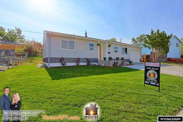 1741 Lennox Avenue, Casper, WY 82609 (MLS #20205492) :: Lisa Burridge & Associates Real Estate