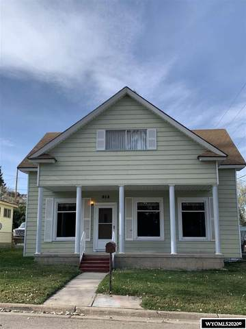 313 Agate Street, Kemmerer, WY 83101 (MLS #20205503) :: RE/MAX Horizon Realty