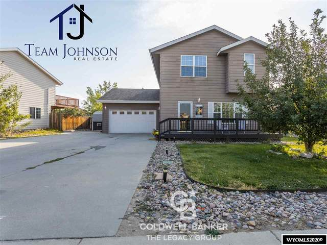 3341 Whispering Springs Road, Casper, WY 82604 (MLS #20205505) :: RE/MAX The Group