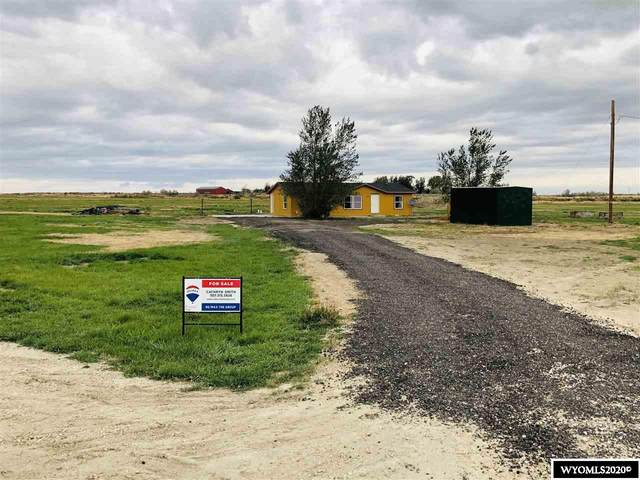 3500 Schlager Road, Casper, WY 82604 (MLS #20205517) :: RE/MAX The Group