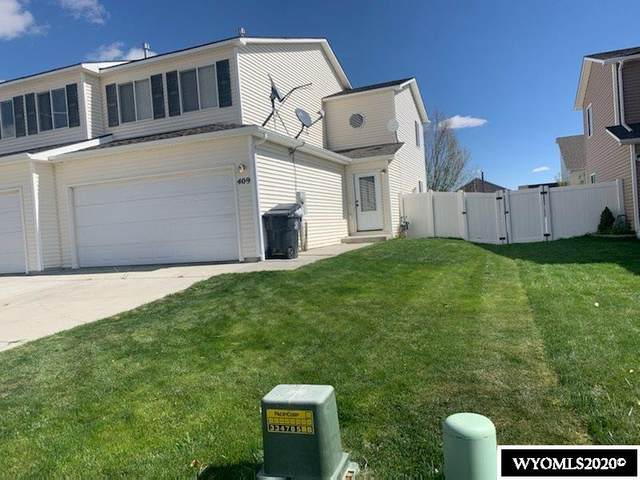 409 Rampart Dr, Rock Springs, WY 82901 (MLS #20205524) :: Lisa Burridge & Associates Real Estate