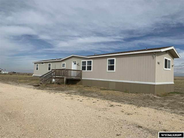 9122 Desert Garden Circle, Evansville, WY 81636 (MLS #20205535) :: Lisa Burridge & Associates Real Estate