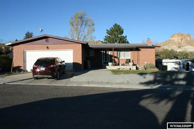 910 Trona Drive, Green River, WY 82935 (MLS #20205553) :: RE/MAX The Group
