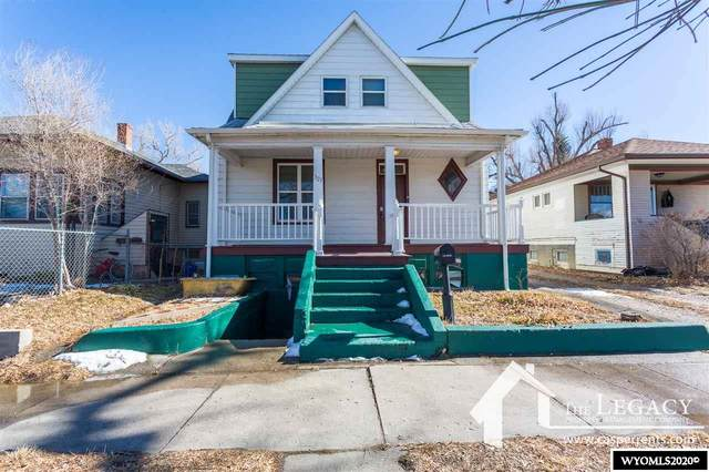 327 S Lincoln Street, Casper, WY 82601 (MLS #20205574) :: RE/MAX Horizon Realty