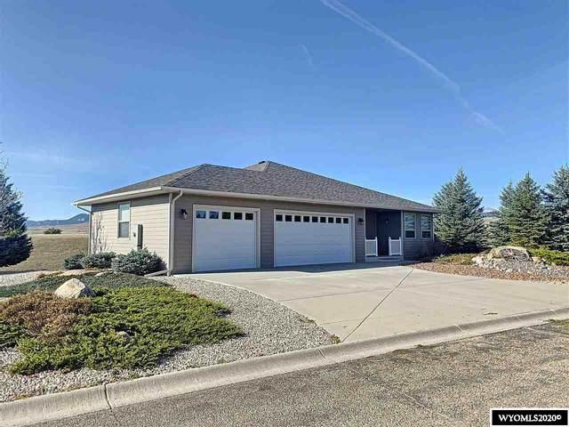 585 S Pinnacle Drive, Buffalo, WY 82834 (MLS #20205579) :: Lisa Burridge & Associates Real Estate