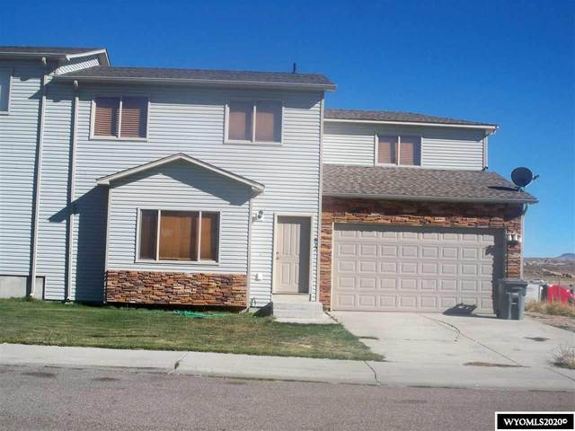 817 Blue Sage Way, Rock Springs, WY 82901 (MLS #20205583) :: RE/MAX Horizon Realty