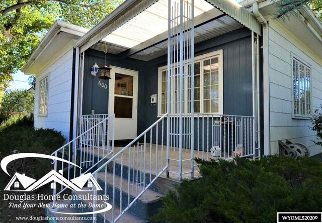 600 S Birch Street, Douglas, WY 82633 (MLS #20205585) :: RE/MAX The Group