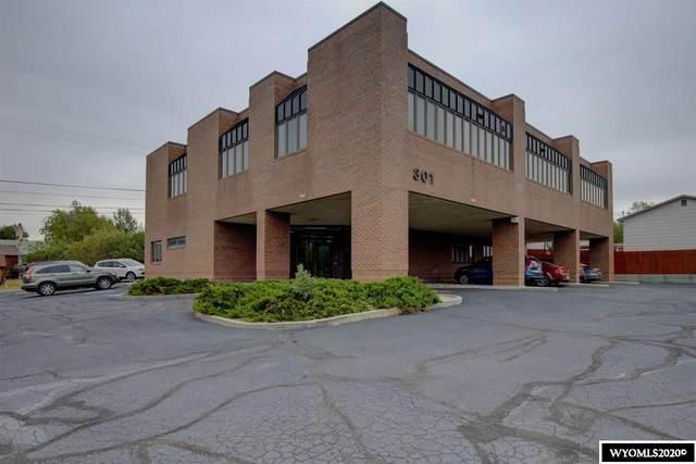 301 S Fenway, Suite 201, Casper, WY 82601 (MLS #20205596) :: Real Estate Leaders