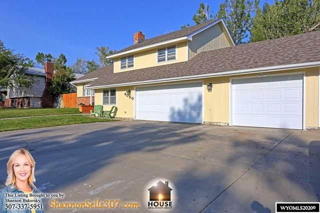 4080 Arroyo, Casper, WY 82601 (MLS #20205606) :: Real Estate Leaders