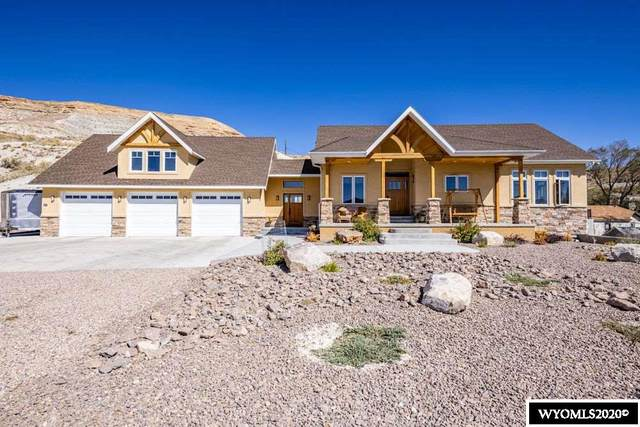 331 N Center Street, Green River, WY 82935 (MLS #20205617) :: RE/MAX Horizon Realty