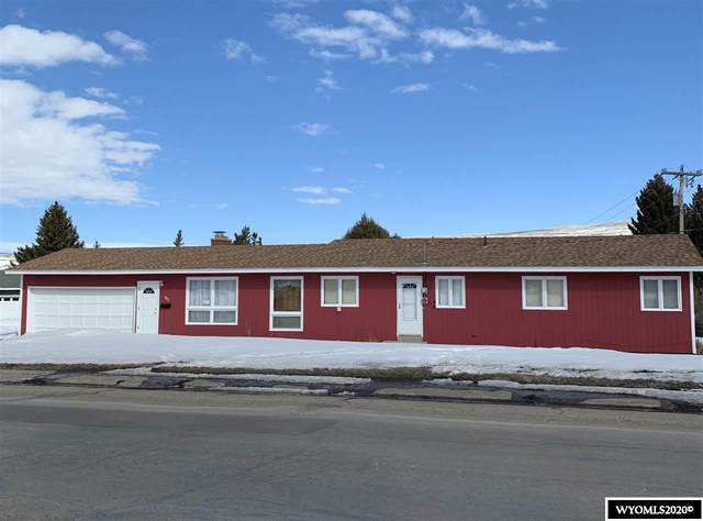 823 Third West Ave. Avenue, Kemmerer, WY 83101 (MLS #20205619) :: RE/MAX The Group