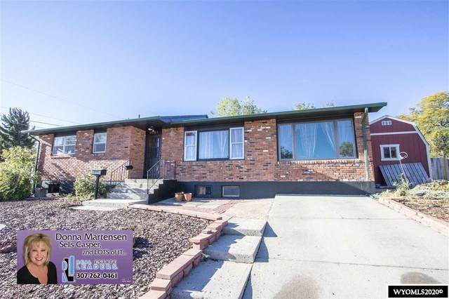 2151 Summit Drive, Casper, WY 82604 (MLS #20205623) :: Lisa Burridge & Associates Real Estate