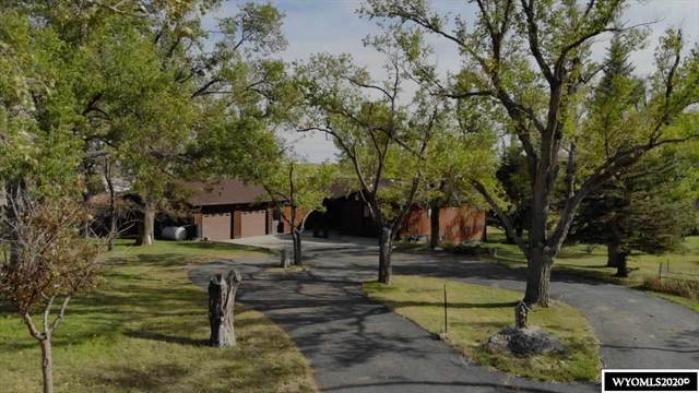98 Chalk Buttes Rd, Douglas, WY 82633 (MLS #20205625) :: RE/MAX The Group