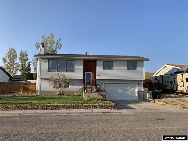 1670 Wyoming Dr., Green River, WY 82935 (MLS #20205627) :: RE/MAX Horizon Realty