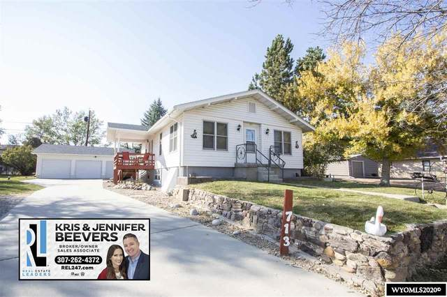 713 S 4th Street, Glenrock, WY 82637 (MLS #20205657) :: RE/MAX The Group