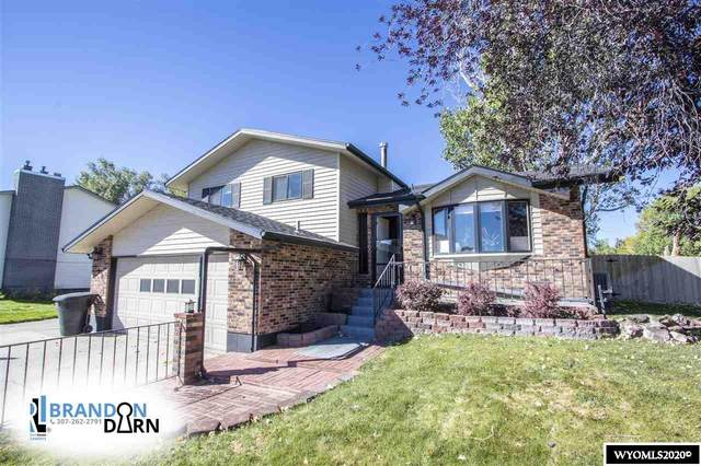 146 Indian Paintbrush, Casper, WY 82604 (MLS #20205660) :: RE/MAX The Group