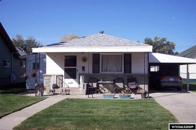 2434 E B Street, Torrington, WY 82240 (MLS #20205669) :: Lisa Burridge & Associates Real Estate