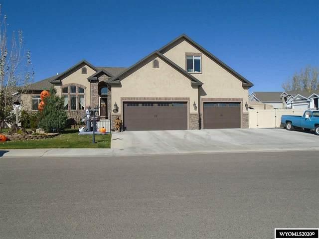 3239 Temple Peak Drive, Rock Springs, WY 82901 (MLS #20205670) :: RE/MAX Horizon Realty