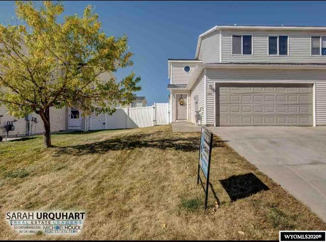 3458 Trappers Trail, Casper, WY 82604 (MLS #20205677) :: RE/MAX The Group
