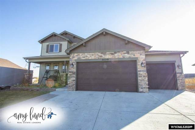 3139 Middle Springs Road, Casper, WY 82604 (MLS #20205683) :: RE/MAX The Group