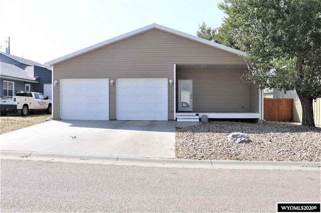 16 Roosevelt Street, Mills, WY 82644 (MLS #20205685) :: RE/MAX The Group