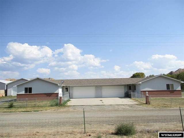 1504 & 1506 Warm Springs Drive, Dubois, WY 82518 (MLS #20205691) :: Real Estate Leaders