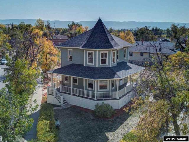 425 Cy Avenue, Casper, WY 82601 (MLS #20205696) :: Lisa Burridge & Associates Real Estate