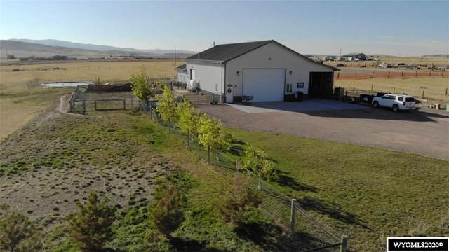 19 Wild Horse, Douglas, WY 82633 (MLS #20205703) :: RE/MAX The Group