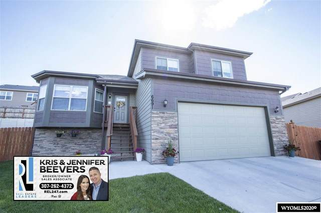 6691 Blue Springs Road, Casper, WY 82604 (MLS #20205706) :: Real Estate Leaders