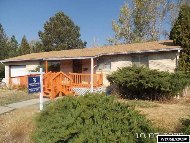 1800 W Uinta, Evanston, WY 82930 (MLS #20205720) :: RE/MAX The Group