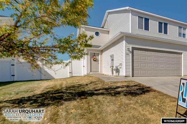 3458 Trappers Trail, Casper, WY 82604 (MLS #20205724) :: RE/MAX The Group
