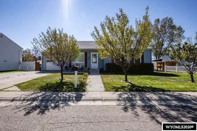 224 Tyler Street, Rock Springs, WY 82901 (MLS #20205729) :: Lisa Burridge & Associates Real Estate