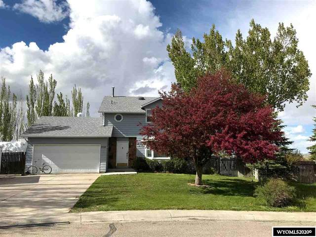 519 Independence Circle, Rock Springs, WY 82901 (MLS #20205730) :: RE/MAX The Group