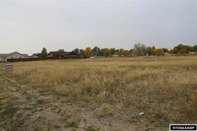 1302 N 16th E, Riverton, WY 82501 (MLS #20205740) :: Lisa Burridge & Associates Real Estate
