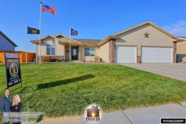 2120 Zuni Trail, Bar Nunn, WY 82601 (MLS #20205747) :: Lisa Burridge & Associates Real Estate