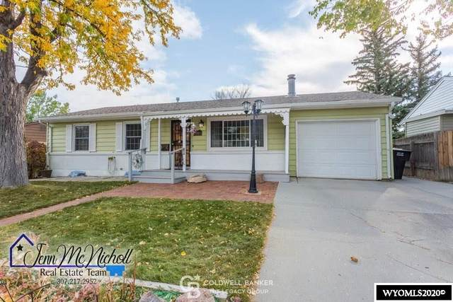 2521 Belmont Road, Casper, WY 82604 (MLS #20205753) :: RE/MAX The Group