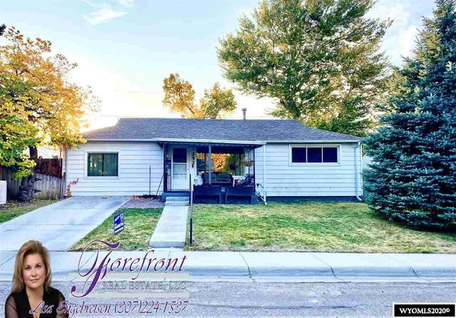 252 Robin Street, Casper, WY 82609 (MLS #20205757) :: Lisa Burridge & Associates Real Estate