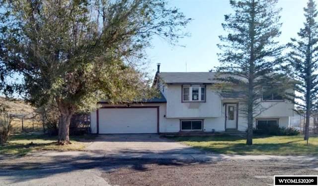 1009 Bismuth Drive, Hanna, WY 82327 (MLS #20205758) :: Lisa Burridge & Associates Real Estate