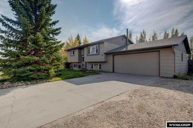 5120 Antelope Drive, Bar Nunn, WY 82601 (MLS #20205760) :: RE/MAX The Group