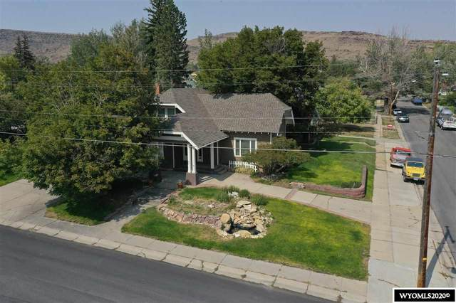 901 Date Street, Rawlins, WY 82301 (MLS #20205763) :: RE/MAX The Group