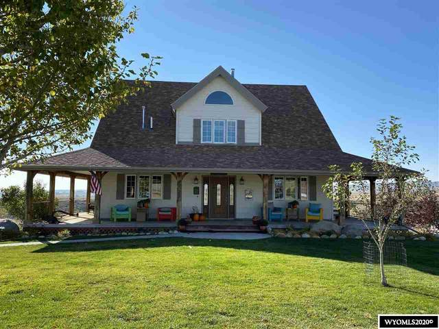 63 Prairie Drive, Buffalo, WY 82834 (MLS #20205768) :: Lisa Burridge & Associates Real Estate