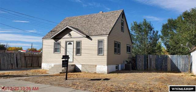 121 N 13th Street, Worland, WY 82401 (MLS #20205775) :: RE/MAX The Group