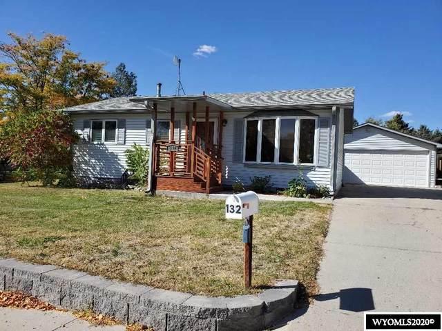 132 Park Lane, Torrington, WY 82240 (MLS #20205784) :: Lisa Burridge & Associates Real Estate