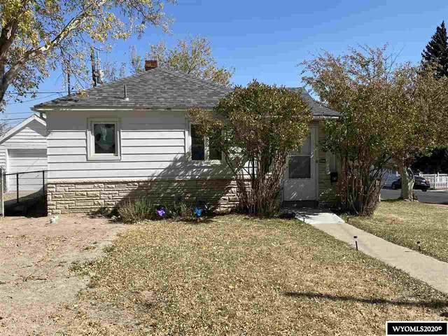 213 11th, Rawlins, WY 82301 (MLS #20205802) :: Lisa Burridge & Associates Real Estate