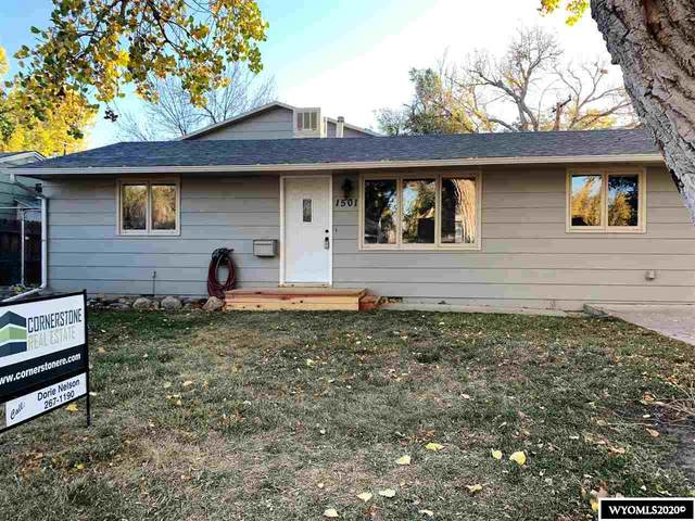 1501 Fremont, Casper, WY 82604 (MLS #20205803) :: Lisa Burridge & Associates Real Estate