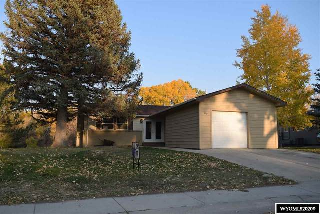 47 Mesa Verde, Glenrock, WY 82637 (MLS #20205804) :: RE/MAX The Group