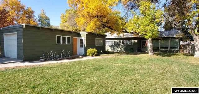 825 Park Avenue, Worland, WY 82401 (MLS #20205807) :: RE/MAX The Group