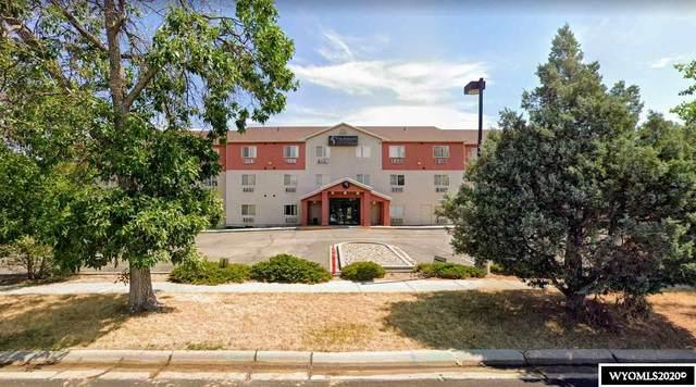111 S Wilson Street, Casper, WY 82601 (MLS #20205810) :: Lisa Burridge & Associates Real Estate