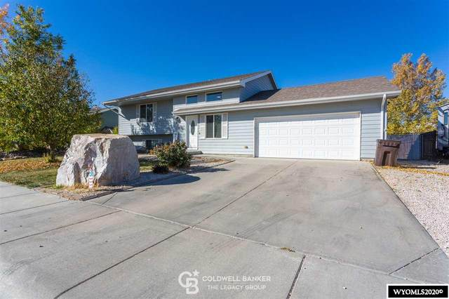 648 River Rock Trail, Evansville, WY 82636 (MLS #20205814) :: Lisa Burridge & Associates Real Estate